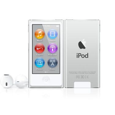 iPod nanoを購入しました